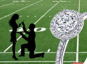 Have you proposed to someone today?