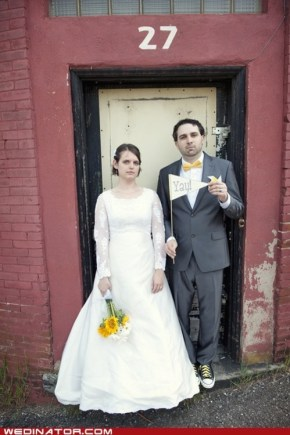The Inherent Conventionality of Unconventional Weddings
